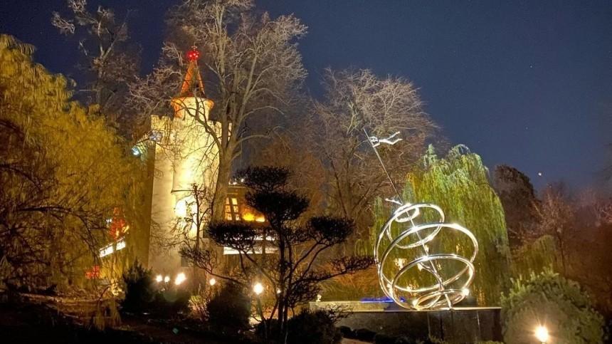 Малахов раскритиковал замок Галкина вдеревне Грязь