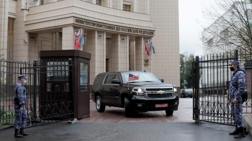 Стала известна причина вызова посла США вМИД России