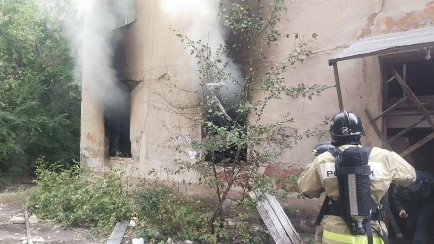 Взрыв газа прогремел вжилом многоквартирном доме вМагнитогорске