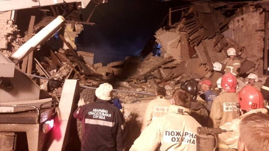 ВМЧС уточнили число погибших ипострадавших при взрыве газа вдоме под Липецком