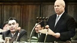 Правнучка Хрущева обантихрущевском заговоре Брежнева: «Дед неповерил»