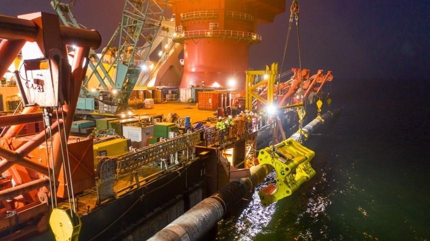 Глава «Нафтогаза» допустил возможную блокировку «Северного потока— 2»
