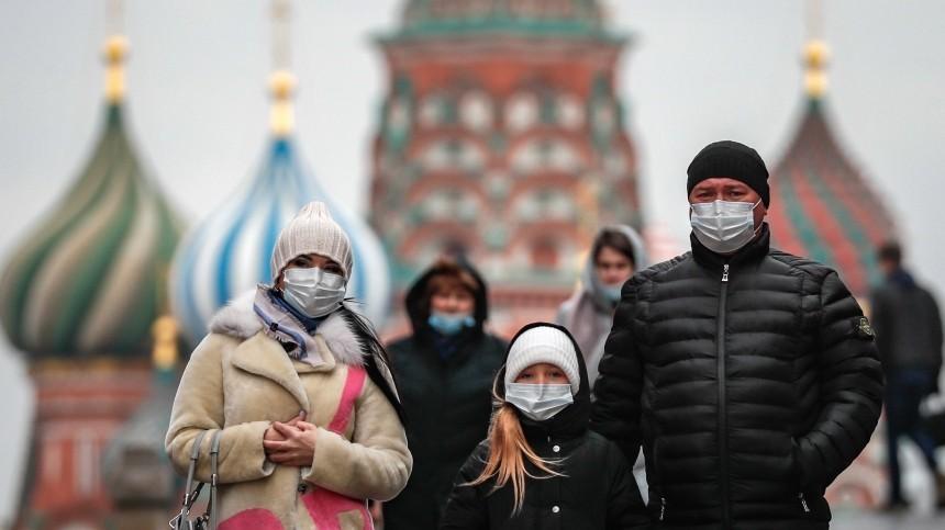 Попова неувидела причин для отмены масочного режима встране