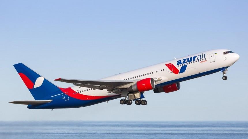 Летевший изАнтальи воВладивосток трансконтинентальный Boeing 767 аварийно сел вКрасноярске