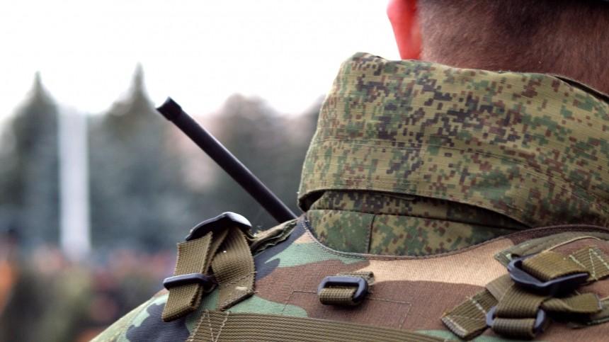 Пропавшего солдата третий день ищут под Кировом
