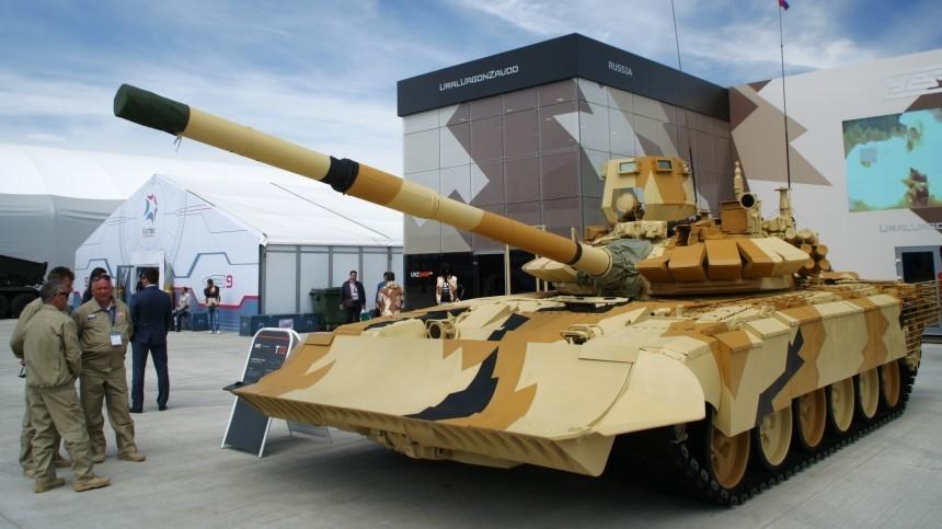 Белоруссия закупит уРоссии вооружение более чем намиллиард долларов