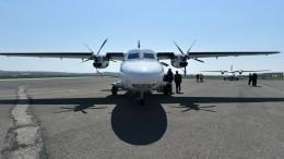 Четырем пассажирам рухнувшего под Иркутском самолета удалось выжить