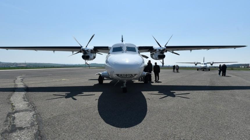 Четверым пассажирам рухнувшего под Иркутском самолета удалось выжить