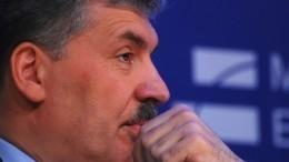 Грудинина запозорили навстрече коммунистов сизбирателями вСаратове