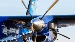 Видео сместа падения самолета под Иркутском