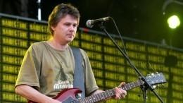 Лидер рок-группы «Чиж&Co» рассказал осемейной трагедии