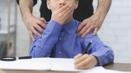 Ребенок пожаловался нанападение педофила возле школы вНовосибирской области