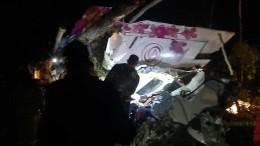 Троих пострадавших при крушении самолета L-410 эвакуируют вИркутск