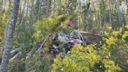 Второй черный ящик найден наместе крушения самолета вИркутской области