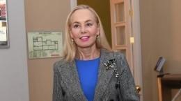 Вдова Кобзона чуть неутонула нагреческом курорте: «Спасла меня моя внучка»