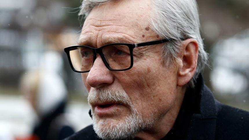Звезда «Любовь иголуби» Михайлов рассказал, как чуть неумер после спектакля