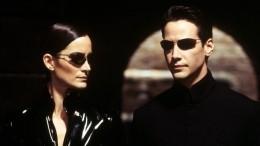 Как изменились герои фильма «Матрица» за20лет?