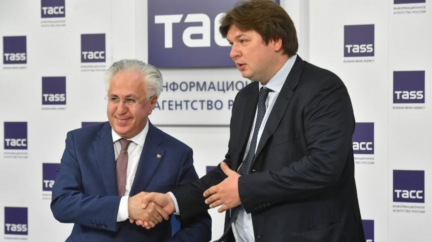 Эпоха Возрождения: вМоскве подписали меморандум экологической ответственности