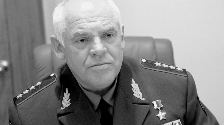 Гроза боевиков, генерал иполитик: чем запомнился Герой России генерал Казанцев