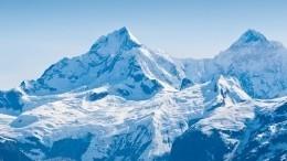 Стали известны подробности обрушения ледника натуристок вКЧР