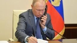 Путин сЛукашенко подвели итоги военных учений «Запад-2021»