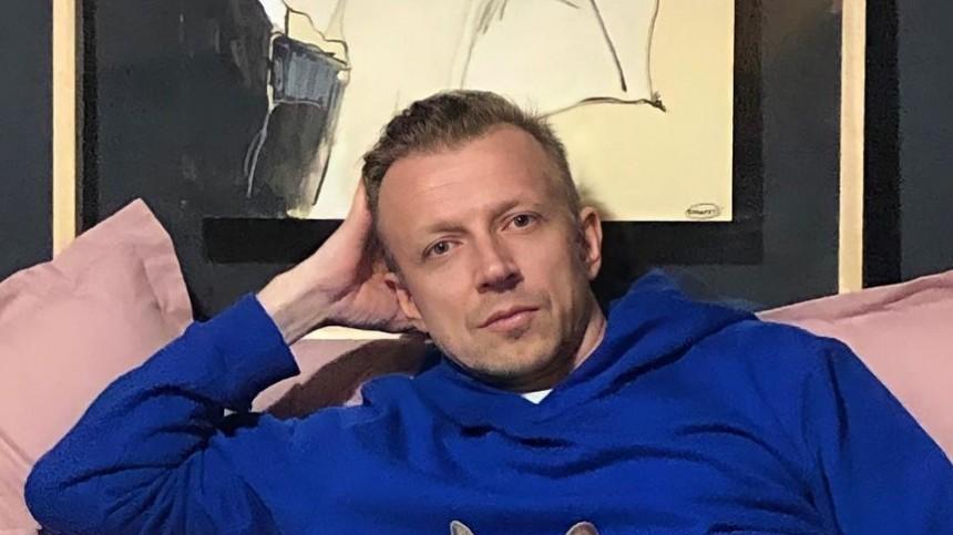 Антон Комолов рассказал осложных отношениях ссыном: «Вижусь некаждый день»