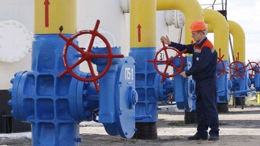 Украина грозится перекрыть Европе газ