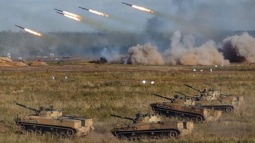 Британцы испугались российских «танков-роботов»