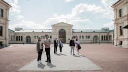 Первый вРоссии университетский кампус начал работу вВШМ СПбГУ