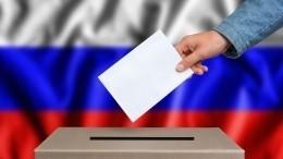 Россия подготовилась кначалу выборов вГосдуму