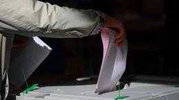 Первые избирательные участки открылись вРоссии