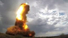 ВКС выполнили пуск новой противоракеты системы ПРО наполигоне Сары-Шаган