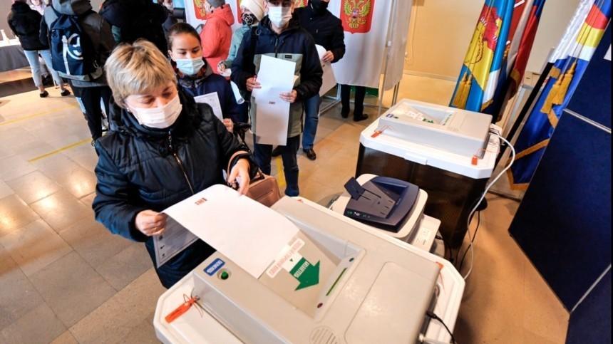 Петербуржцы идут на выборы в том числе из-за кандидатов от «Родины»