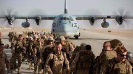 Путин сравнил сбегством вывод войск США исоюзников поНАТО изАфганистана