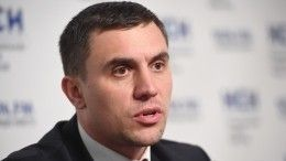Депутат отКПРФ Бондаренко устроил скандал наизбирательном участке