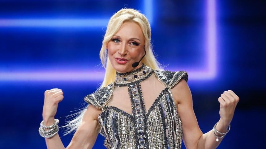 Кристину Орбакайте признали самой стильной женщиной года