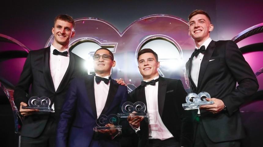 Стали известны победители премии «GQ Мужчины года»