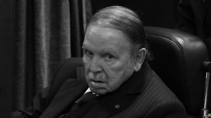 Умер экс-президент Алжира Абдельазиз Бутефлика