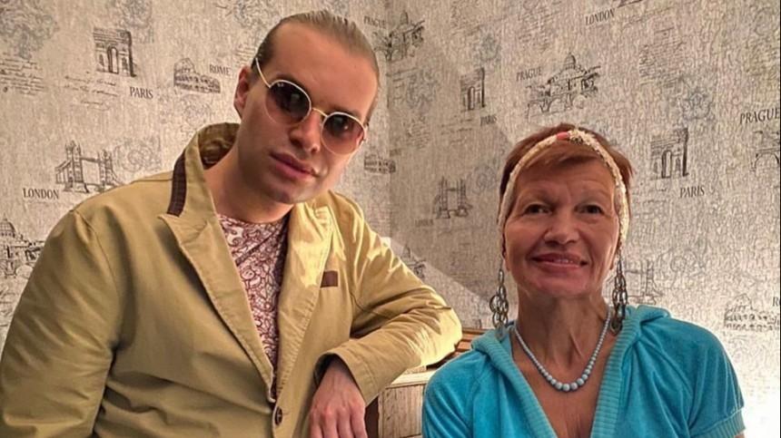 Гоген Солнцев хочет порвать сженой-пенсионеркой из-за Волочковой
