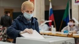 Явка навыборах вГосдуму РФвпервые сутки превысила23%