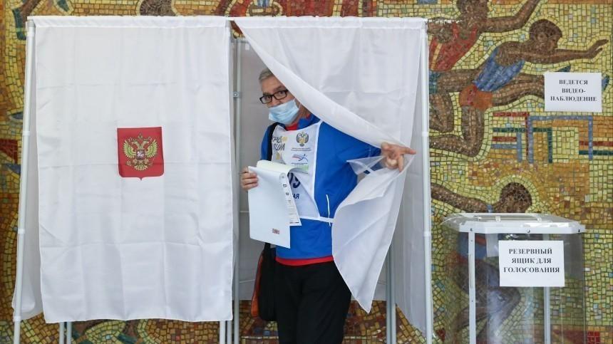 Явка навыборах ксередине второго дня голосования составила 25,64%