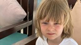 Сын Плющенко иРудковской заработал серьезную травму