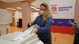Выбор России: как страна голосует закандидатов вдепутаты Госдумы