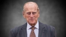 Принц Чарльз озвучил самую последнюю шутку принца Филиппа