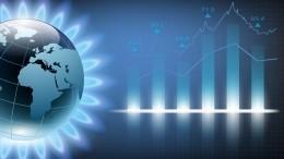 Голубая среда: кчему приведет Европу реактивный взлет цены наприродный газ