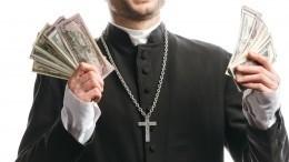 Длань дьявола: наСтаврополье помощник пастора умыкнул уприхожан полмиллиарда