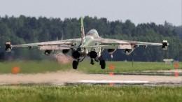 ВСША назвали смертоносный арсенал главным козырем российского Су-25