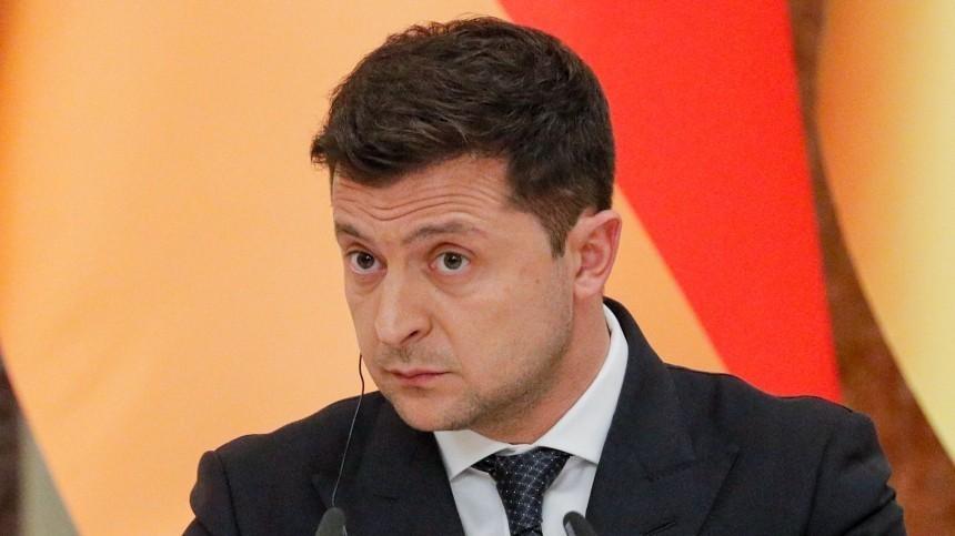 Экономист заявил орасплате Украины заслова Зеленского о«грязном газе»