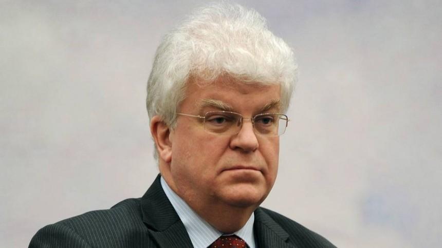 Чижов посоветовал ЕСпоучиться уРоссии организации выборов