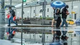Вцентре погоды «Фобос» предрекли Москве сильнейший ливень за73 года
